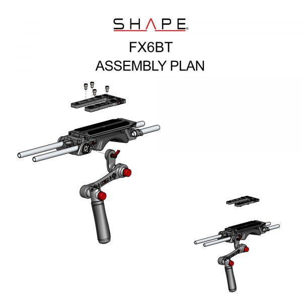 11 Fx6bt Assembly Plan