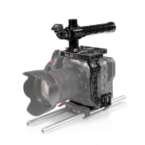 Canon C70 cage, top handle