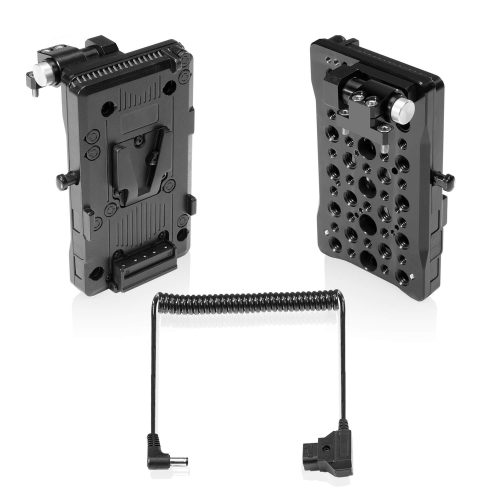 SHAPE V-mount pivoting battery plate for Canon C70
