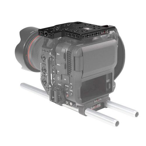 Plaque supérieure pour Canon C70