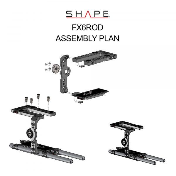 06 Fx6rod Assembly Plan