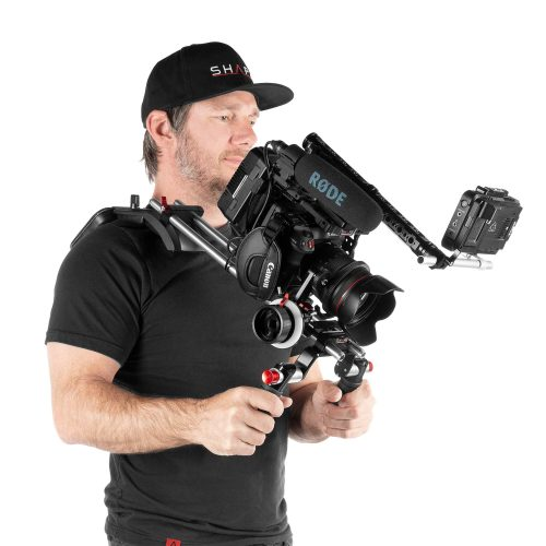 Canon C70 shoulder mount