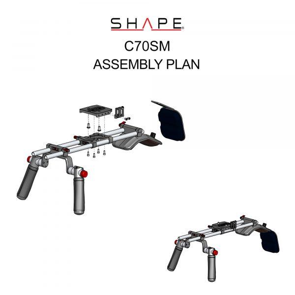 09 C70sm Assembly Plan