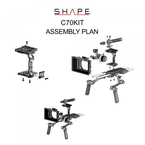 11 C70kit Assembly Plan