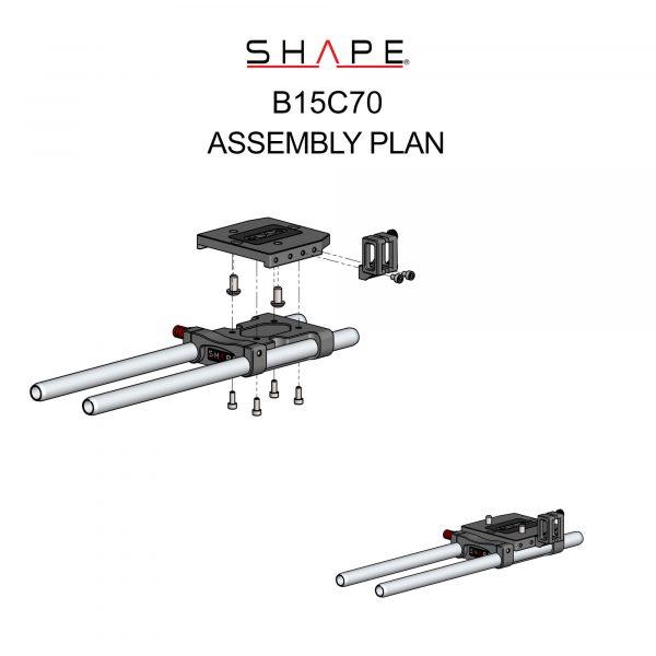 12 B15c70 Assembly Plan