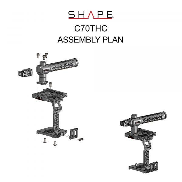 13 C70thc Assembly Plan