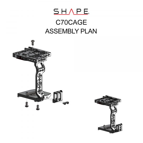 14 C70cage Assembly Plan