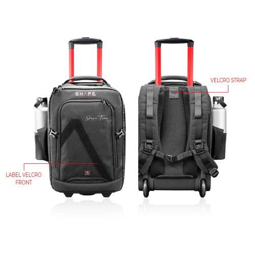 SHAPE Rolling Camera Backpack