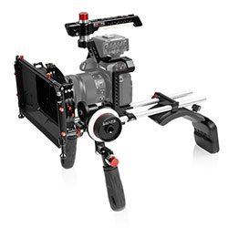 Panasonic Lumix S1r Camera Rig